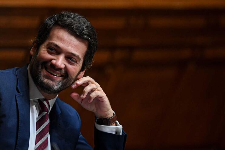 O líder do Chega, André Ventura, admitiu uma eventual candidatura à Presidência da República