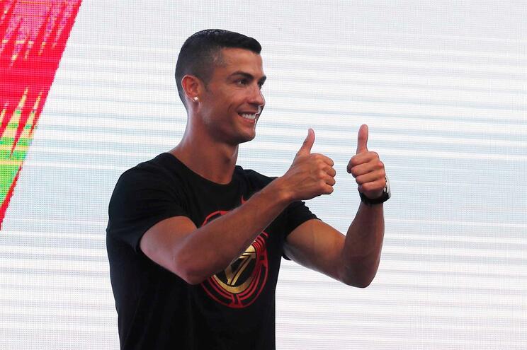 Cristiano Ronaldo pode render 340 milhões à Juventus