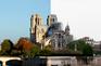 O antes e depois de Notre Dame
