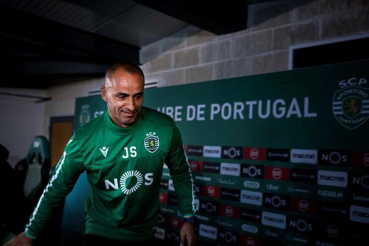 Já é conhecido o onze do Sporting para o jogo com o Famalicão