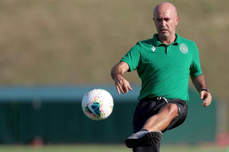 Leonel Pontes volta a assumir o comando do Sporting de forma interina