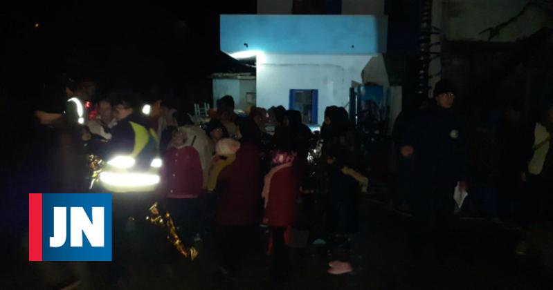 Polícia Marítima apoia resgate de 56 pessoas na Grécia