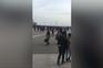 Vídeo mostra adeptos turcos em fuga após disparos na Praça do Comércio