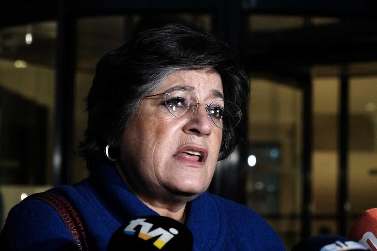 A ex-eurodeputada Ana Gomes