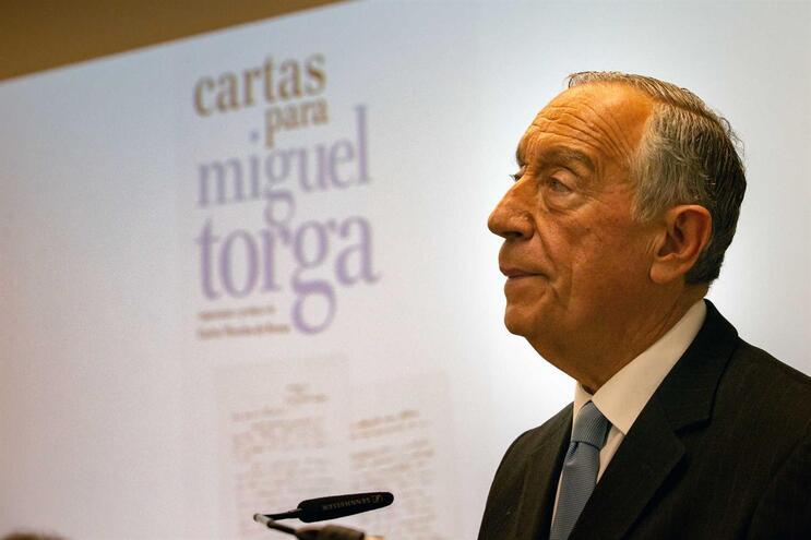 Marcelo diz estar a acompanhar situação do coronavírus