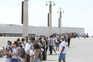 Santuário de Fátima bloqueia entradas pela primeira vez desde maio