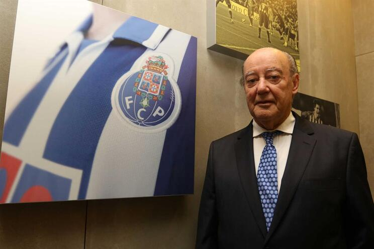 Pinto da Costa acredita na vitória do F. C. Porto na Luz, tal como aconteceu na época passada, quando