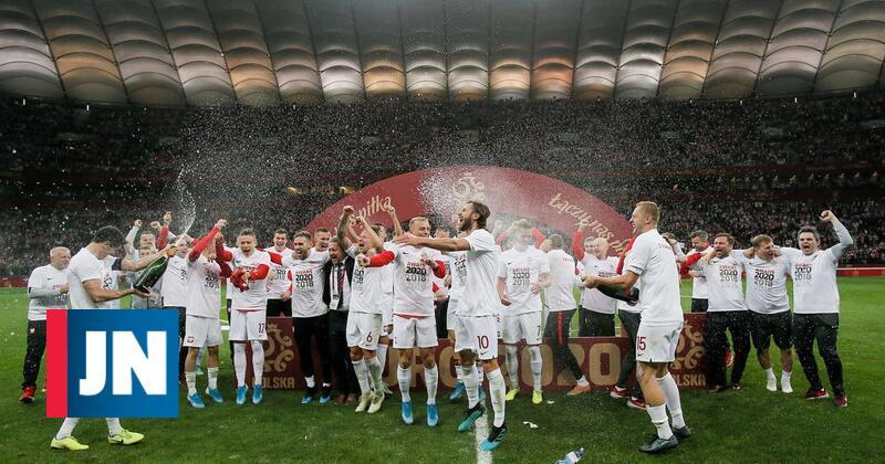 Polónia pela quarta vez consecutiva na fase final de um Europeu