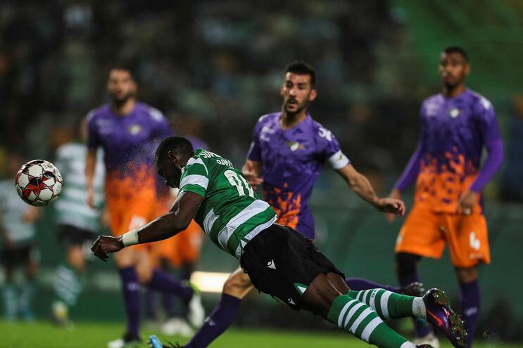 Sporting vence Moreirense em Alvalade. Veja o golo e os casos