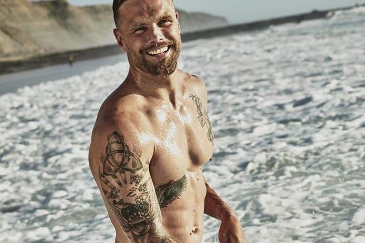 Nick Youngquest em exclusivo para a Men's Health