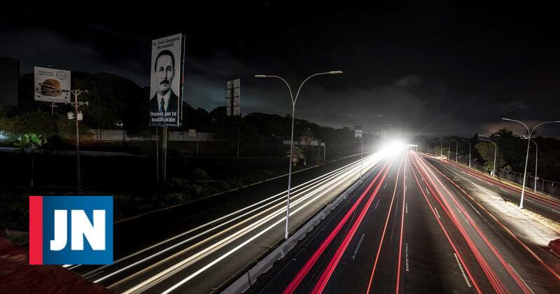 Falhas elétricas persistem em algumas regiões da Venezuela
