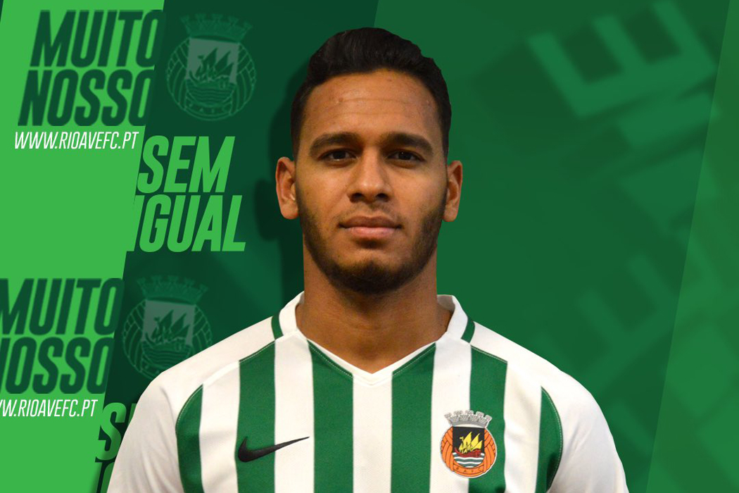 Filipe Augusto regressa ao Rio Ave