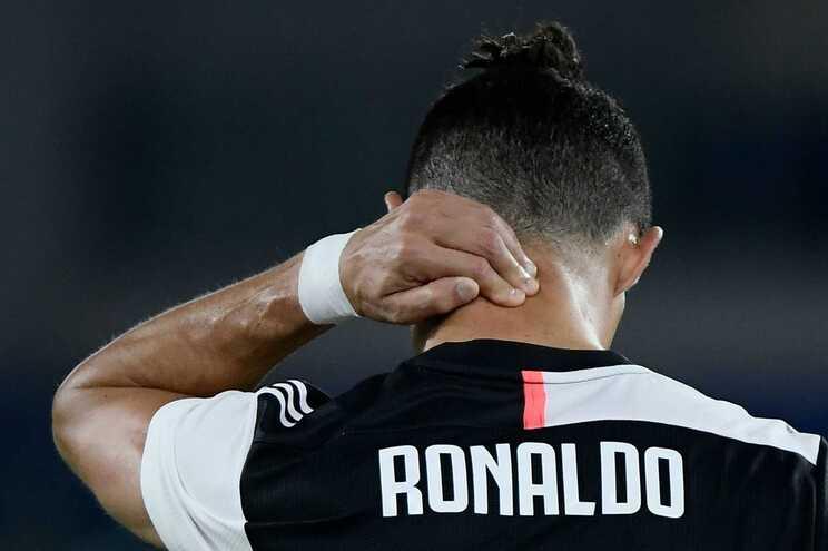 Ronaldo chegou aos 43 golos em 54 jogos pela Juventus na Liga italiana
