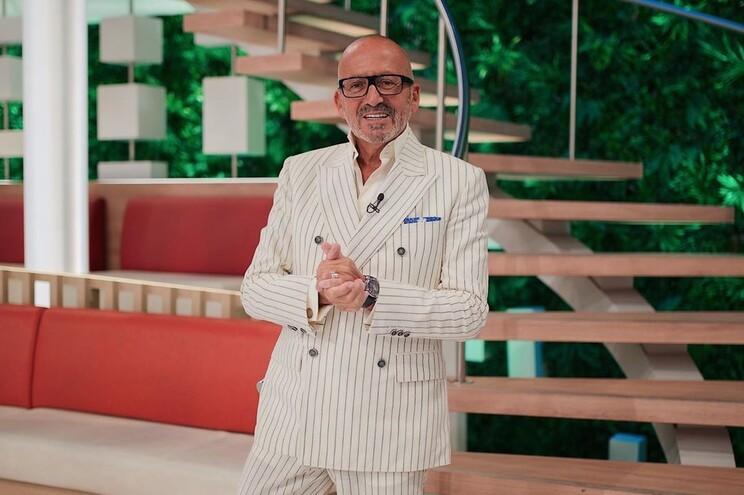 Manuel Luís Goucha já participou episódio às autoridades