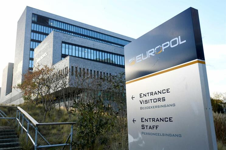 Sede da Europol em Haia, na Holanda