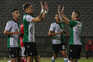 O Sporting venceu o Sacavenense esta segunda-feira