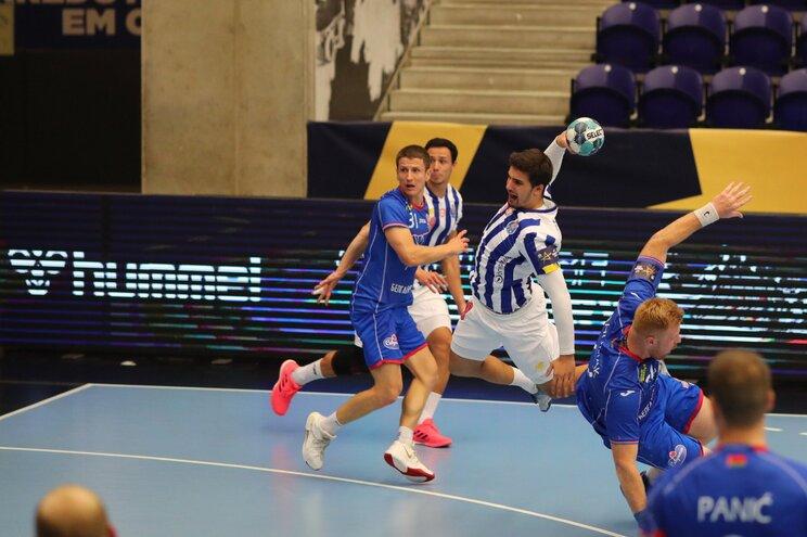 F. C. Porto venceu os bielorrussos do Meshkov Brest