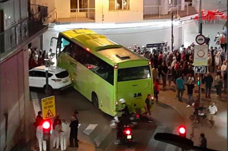 Portuguesa morreu atropelada por autocarro em Benidorm