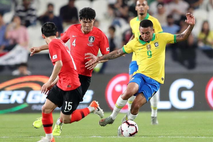 Brasil-Coreia do Sul