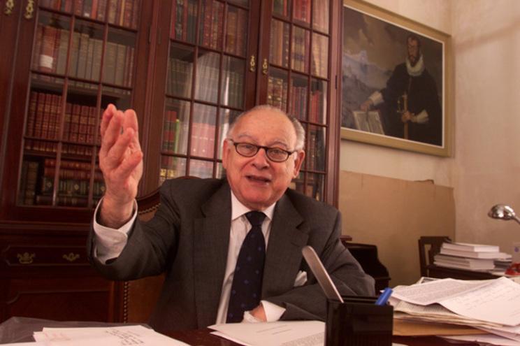 Morreu o historiador Joaquim Veríssimo Serrão - JN