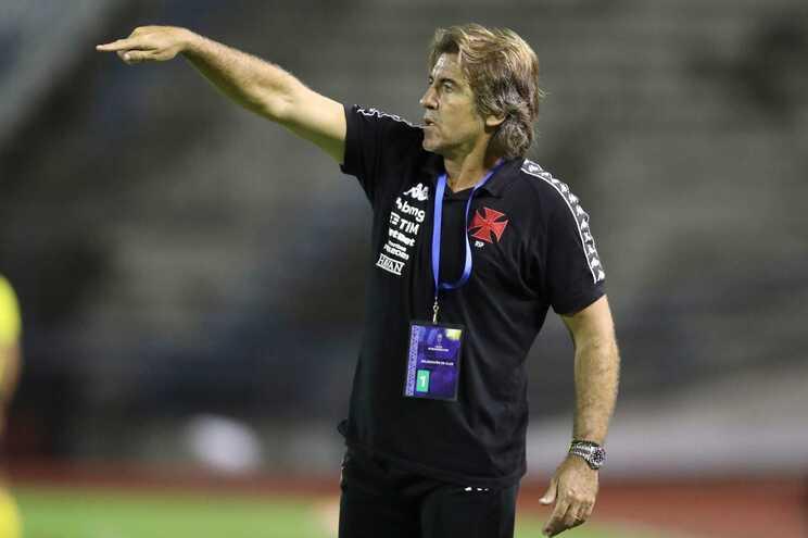 Sá Pinto, treinador do Vasco da Gama