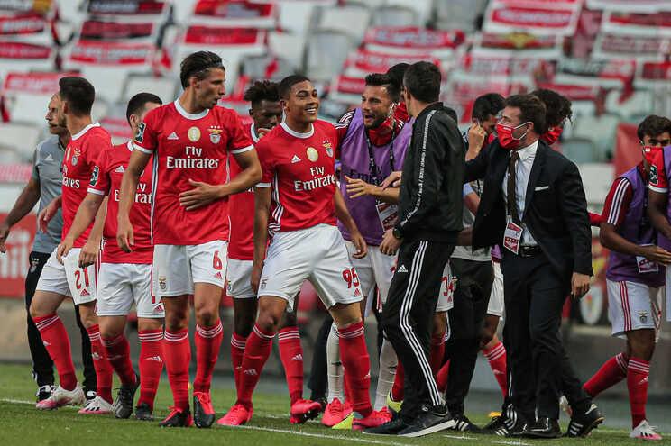 O Benfica joga, este sábado, frente ao Boavista