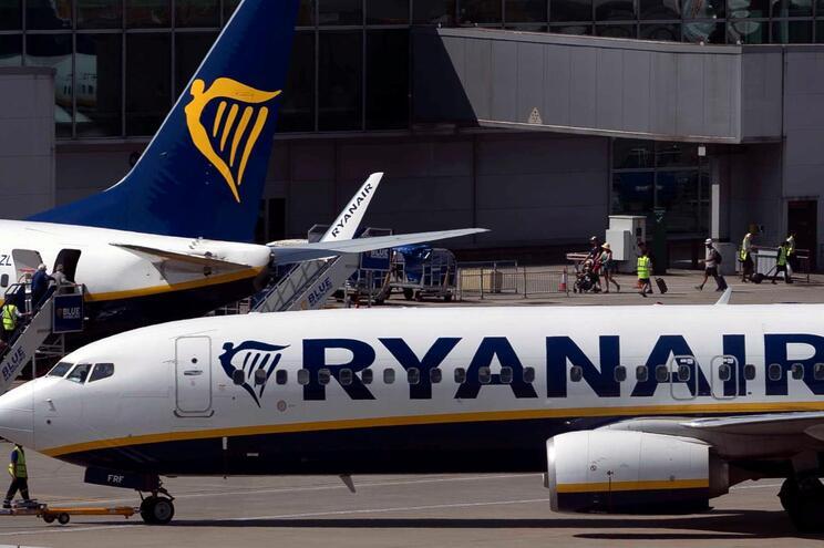 Fisco não consegue obrigar Ryanair a passar faturas