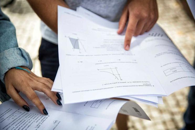 Pedido de revisão de exames faz subir nota a 75% dos estudantes