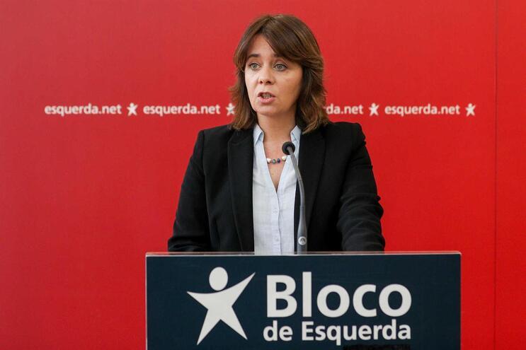 """Bloco de Esquerda quer fim do corte de sustentabilidade nas pensões para """"reparar injustiças"""""""
