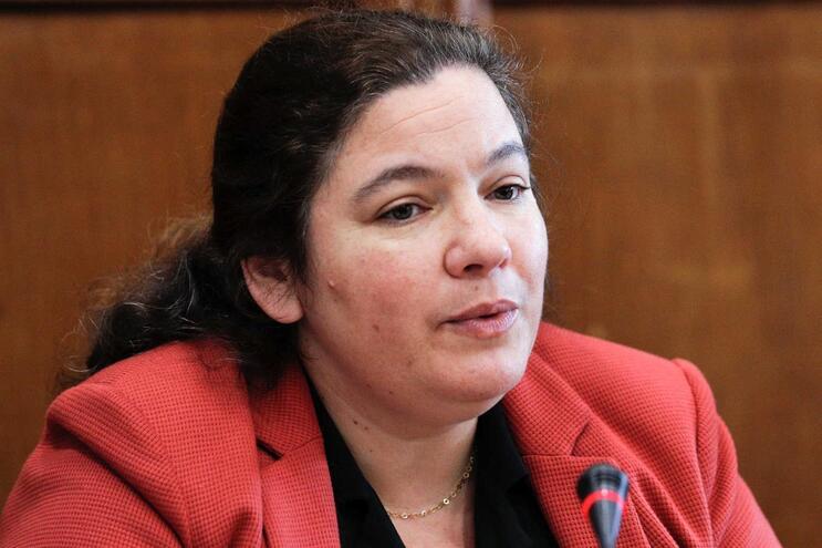 A ministra da Modernização do Estado, Alexandra Leitão