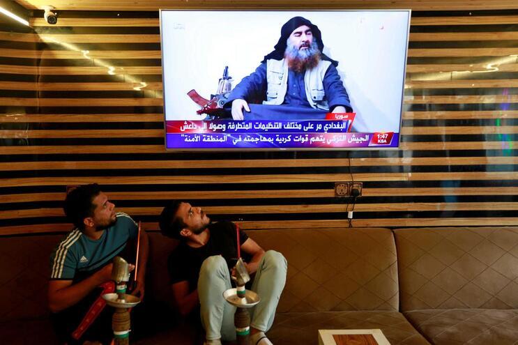 Donald Trump anunciou a morte de Abu Bakr al-Baghdadi