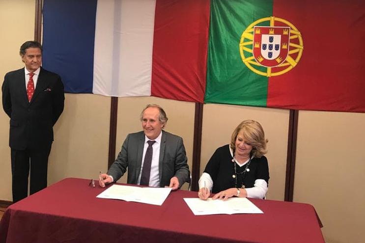 Setúbal e Nanterre assinaram protocolo de cooperação na área da protecção civil