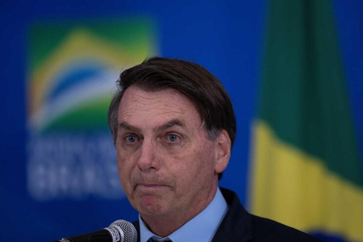 Jair Bolsonaro falou ao país na terça-feira