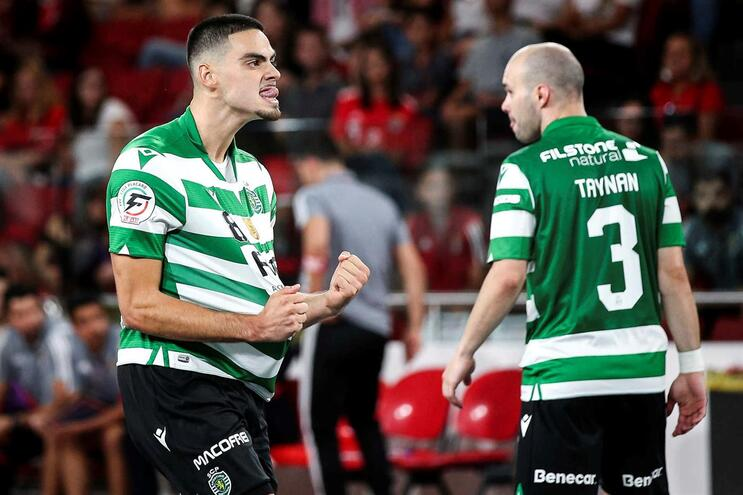Sporting volta a vencer na Ronda de Elite da Liga dos Campeões