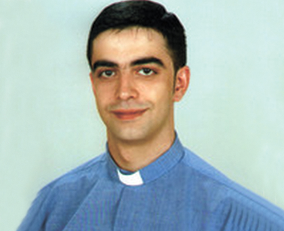 Pároco Paulo Neiva