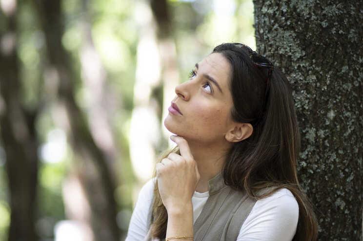 Mariana Sousa teve de voltar para a casa dos pais