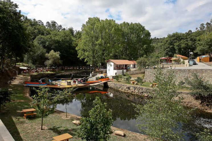 Crime ocorreu no Parque Molinológico de Oliveira de Azeméis