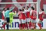 Braga derrotou o Torrense para a Taça de Portugal