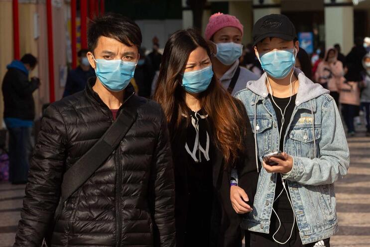 520 pessoas daquela província foram impedidas de entrar em Macau por não terem apresentado a declaração