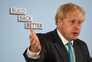 Boris Johnson pede desculpa por confundir restrições no nordeste de Inglaterra