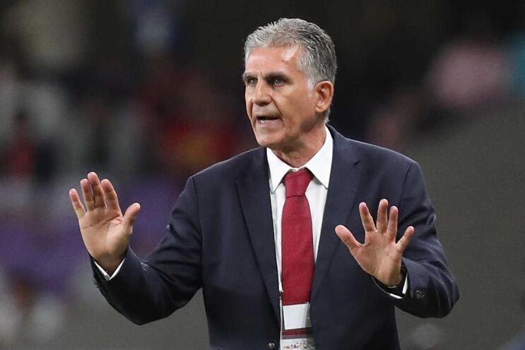 Carlos Queiroz confirmado na seleção colombiana
