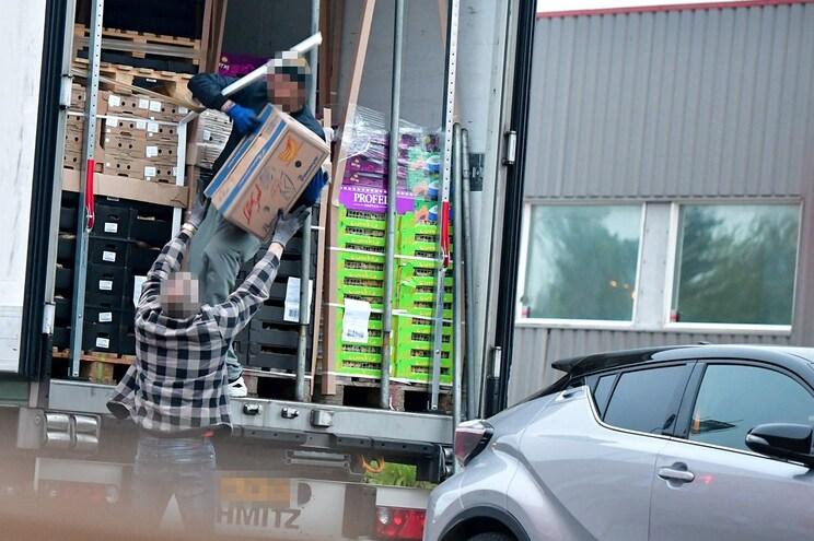 Camião que transportava droga detetado pela polícia norueguesa