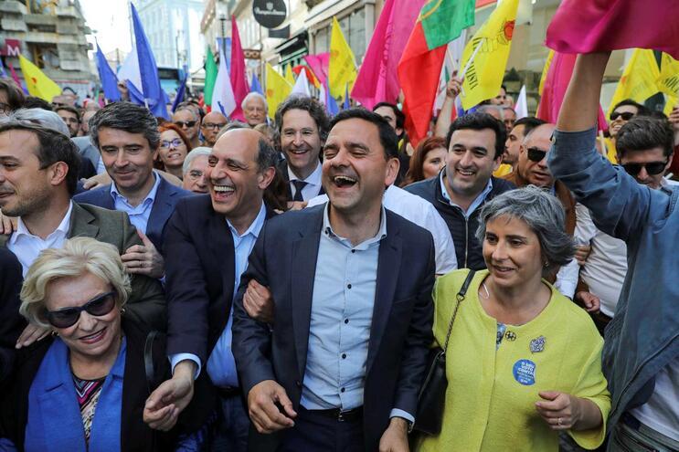 PS foi o partido que mais recebeu (617 mil euros)