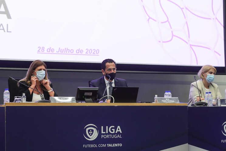 Pedro Proença. presidente da Liga de Clubes