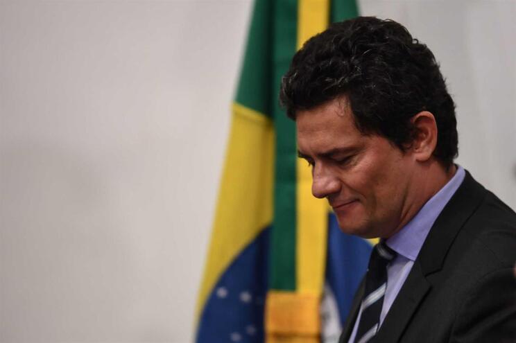 Sergio Moro explicou razões da demissão