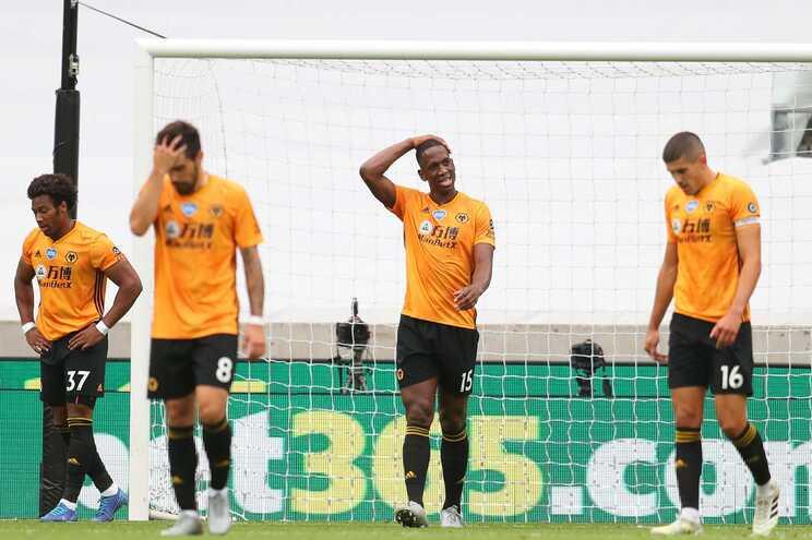O Wolverhampton perdeu este sábado