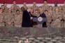 Trump visita tropas norte-americanas no Afeganistão