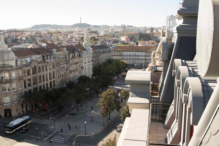 Onze hotéis em licenciamento no Porto no primeiro semestre. Gaia com o maior em área