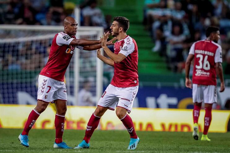Siga em direto o Braga - Spartak