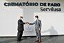 """Faro esperou dez anos, mas já tem um crematório """"de última geração"""""""